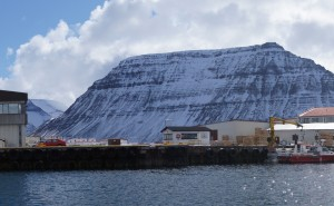 Flateyri Island