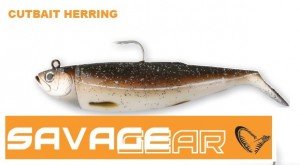 Savage Gear Cutbait Herring Coal fish