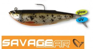 Savage Gear Cutbait Herring Deceiving 3 D Burbot 1